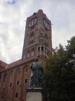 Kopernikusdenkmal in Thorn