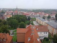 Blick über Rastenburg