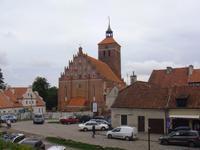 Bischofsburg in Rössel