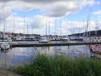 Hafen in Nikolaiken