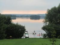 Blick auf den Inulec-See