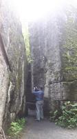 viel Meter dick die Bunkerwände