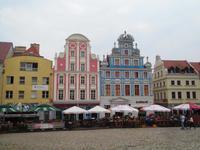Marktplatz Stettin