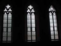 Fenster im Hochmeisterpalast