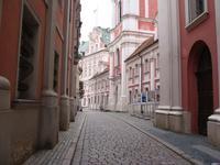 3. Poznan - die  Altstadt