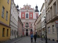 4. Poznan - die Stiftskirche