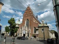 Krakau_Dominikanerkirche (2)