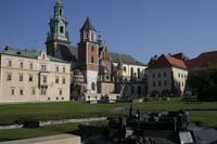 Auf dem Wawel
