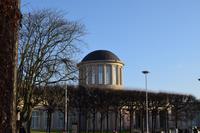 Kuppel-Pavillion