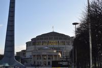 Jahrhunderhalle Breslau
