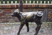 Skulptur in der Fleischergasse