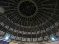 Die Kuppelkonstruktion der Jahrhunderhalle