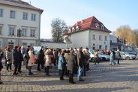 Im jüdischen Viertel Kazimierz