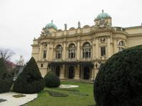 Stadtrundgang -Juliusz Slowacki-Theater