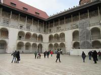 Schlossinnenhof Wawel