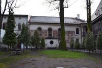 Spaziergang durch Kazimierz - Kupa-Synagoge