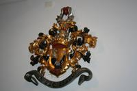 Wappen der Grafenfamilie Krockow