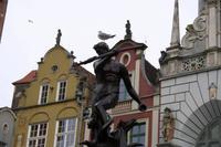 Danzig - Artusbrunnen