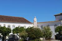 Bischofs-Denkmal in Faro