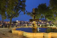 Lissabon am Abend