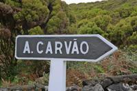 Vulkanhöhle Algar do Carvao