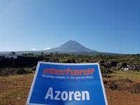 Vulkan Pico auf der Azoren-Insel Pico (3)
