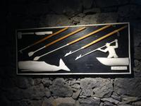 Lajes do Pico - im Walfang-Museum