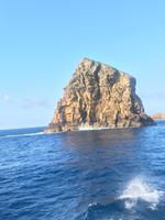 Überfahrt zur Insel Pico