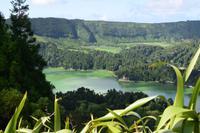 Der grüne See im Sete Vidates