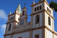 Die Mutterkirche der Azoren