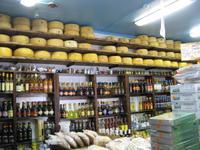 Ponta Delgada - Markthalle Spezialitäten der Azoren