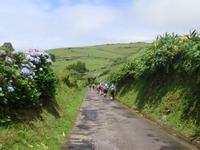 Wanderung auf Flores