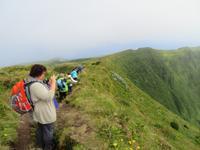 """Kraterwanderung """"Caldeira do Faial"""""""