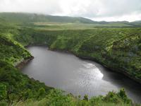 Kratersee auf Flores