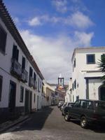 Stadtrundgang in Horta