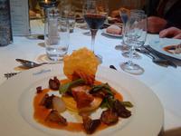 Gala Abendessen