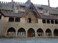 Portugal, Guimaraes, Königspalast