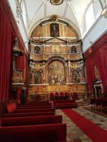 Portugal, Ausflug Salamanca/Spanien, alte Universität, Kapelle