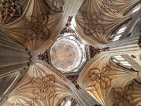 Portugal, Ausflug Salamanca/Spanien, neue Kathedrale
