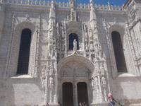 Lissabon, Hieronynimus-Kloster, Südportal
