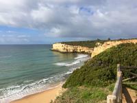 Tag 6 - Küstenlinie zwischen Senhora da Rocha und dem Leuchtturm von Alfanzina
