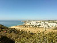 Tag 4 - Ausblick über die Bucht von Luz