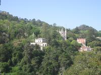 Burgen und Schlösser in der Umgebung von Sintra