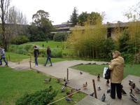 Garten des Museums Gulbenkian