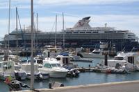 im Hafen Funchal