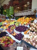 Obst und Gemüse in Hülle und Fülle
