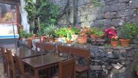 Canico de Baixo, Abendessen in der Villa Ventura