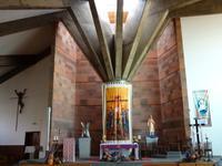 Camacha - moderne Kirche