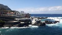 Porto Moniz (Nordwestküste) - natürliche Lava-Schwimmbecken
