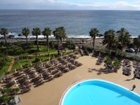 unser Hotel in Canico de Baixo